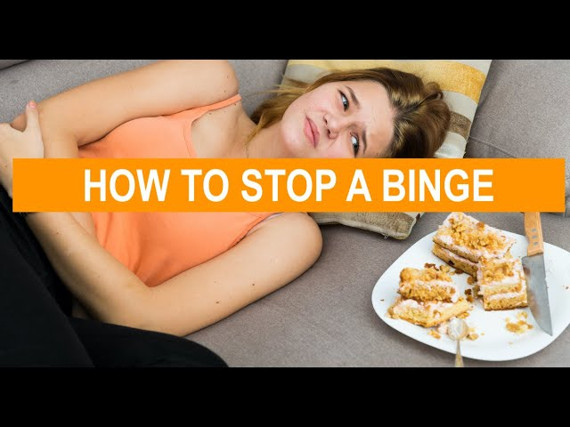 THE TRUTH ABOUT BINGE EATING