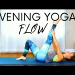 Yoga for Sleep & Deep Relaxation, Beginners 20 Minute Bedtime Flow with Tessa