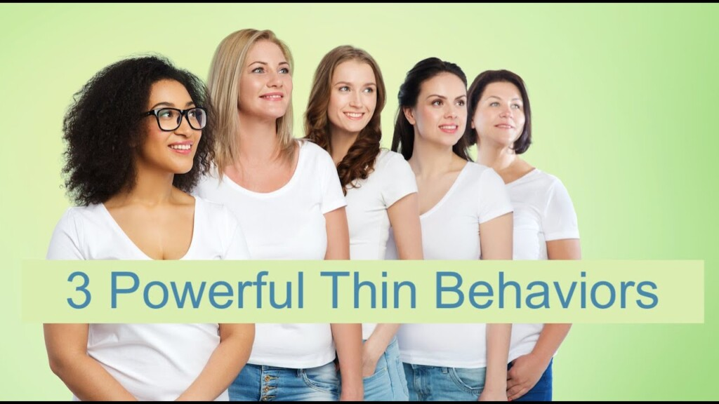 3 SPECIFIC EXAMPLES OF THIN BEHAVIOR